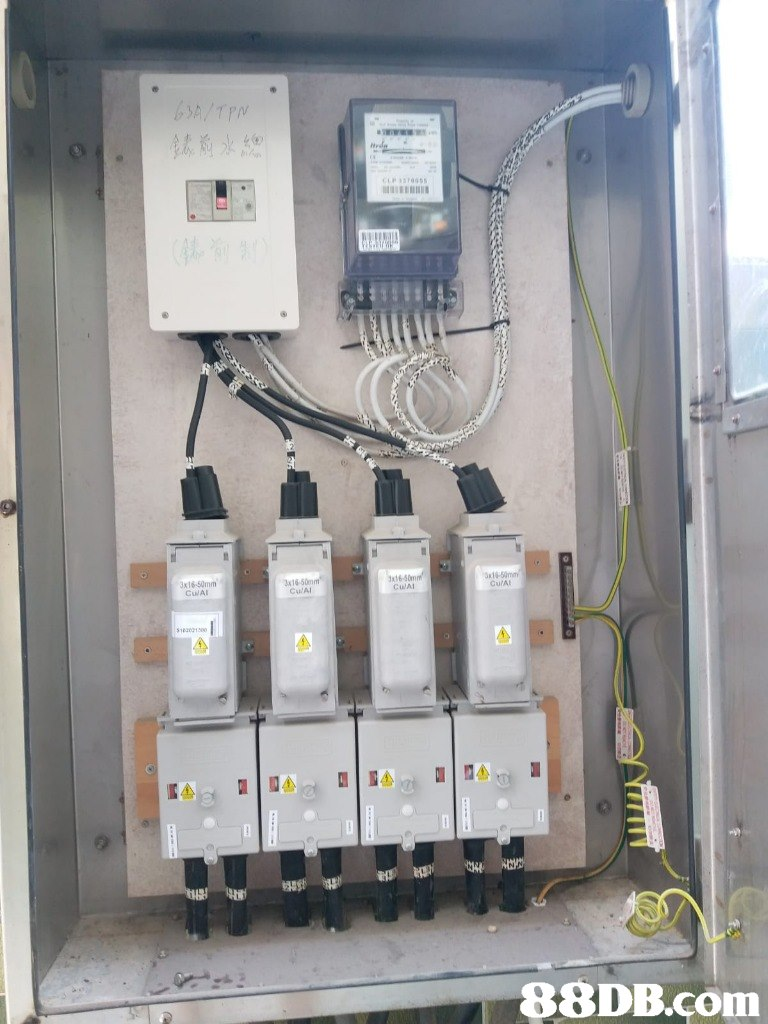 9555 CuAl CWAI   Electrical wiring,Circuit breaker,Machine,Technology,Electrical supply
