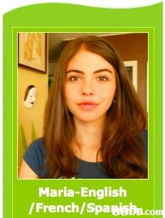 Maria-English /French/Spasisbs.com  Hair,Face,Chin,Hair coloring,Brown hair