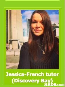 Jessica-French tutor (Discovery BaB.com  Hair,Poster,Long hair,Adaptation,Photography