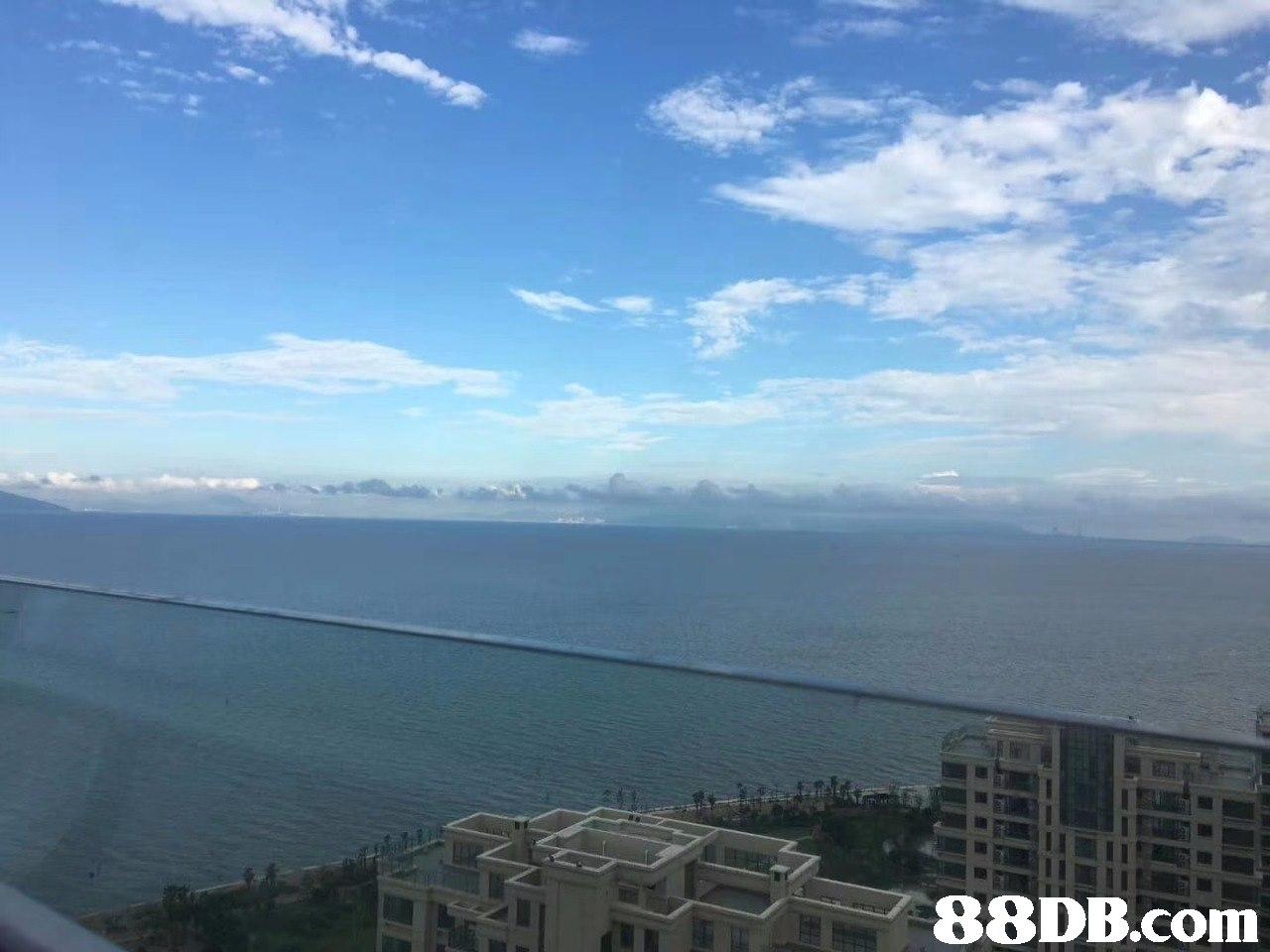 Sky,Cloud,Property,Sea,Ocean