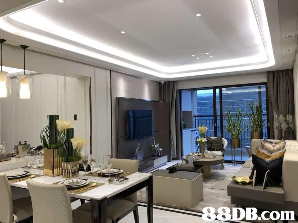 8DB.com  Interior design,Property,Building,Ceiling,Room