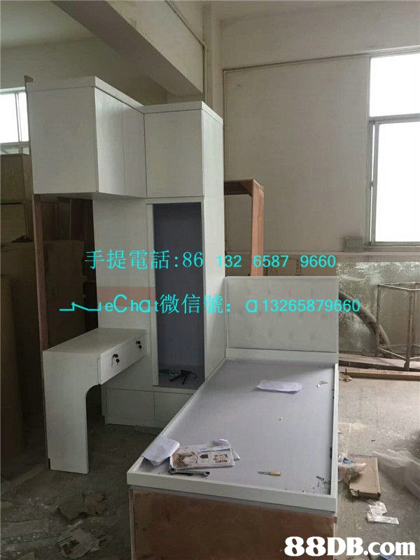 手提電話:86 132 6587 9660 」eCha微信號: a 13265879660   Property,Room,Building,