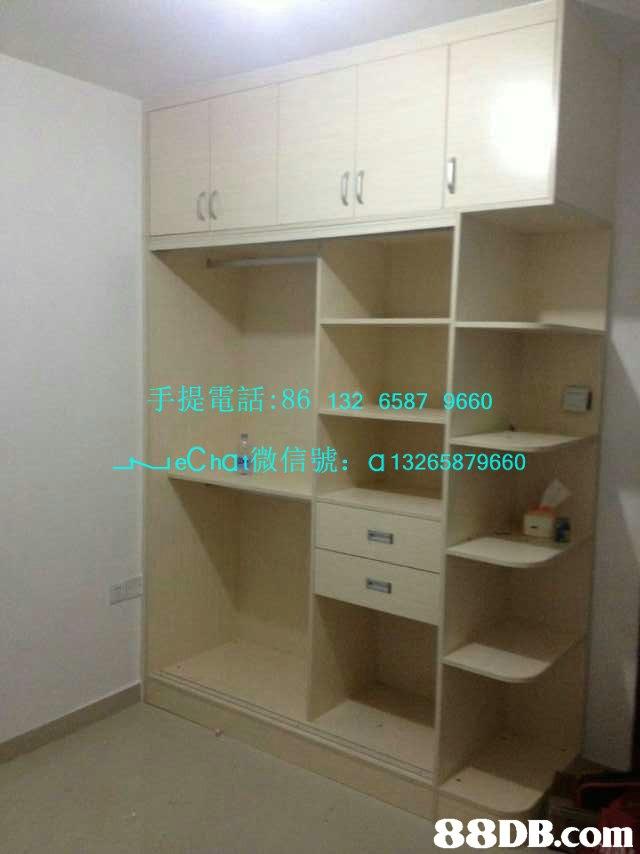 手提電話:86 6587 9660 eCha t微信影 : a 13263879660   Shelf,Furniture,Property,Room,Shelving