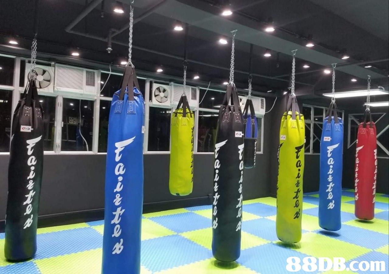 Punching bag,Room,