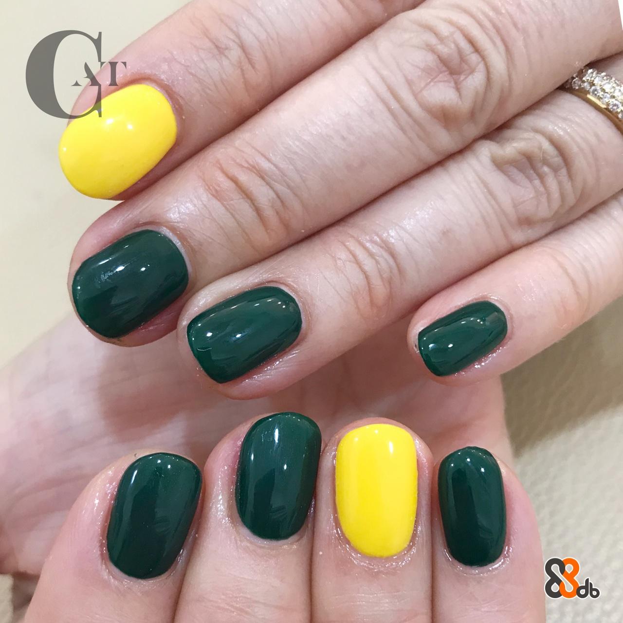 Nail polish,Manicure,Nail,Nail care,Green