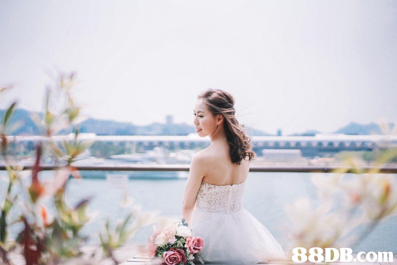 Photograph,White,Bride,Dress,Clothing