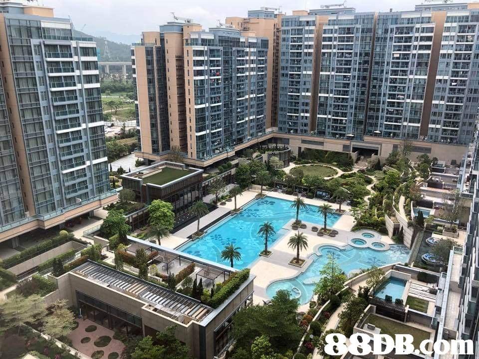 Condominium,Building,Property,Metropolitan area,Mixed-use