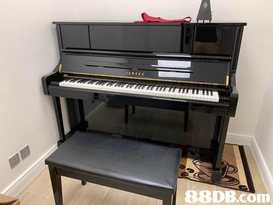 YAMAH A   Piano,Musical instrument,Electronic instrument,Keyboard,Musical keyboard