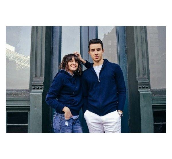 羊絨毛衣和開襟羊毛衫由Roger Guanine設計 -  Citizen Cashmere