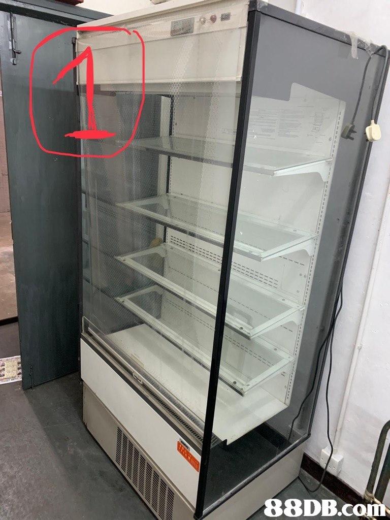 88DB.co  Refrigerator,Kitchen appliance,Major appliance,Freezer,Display case