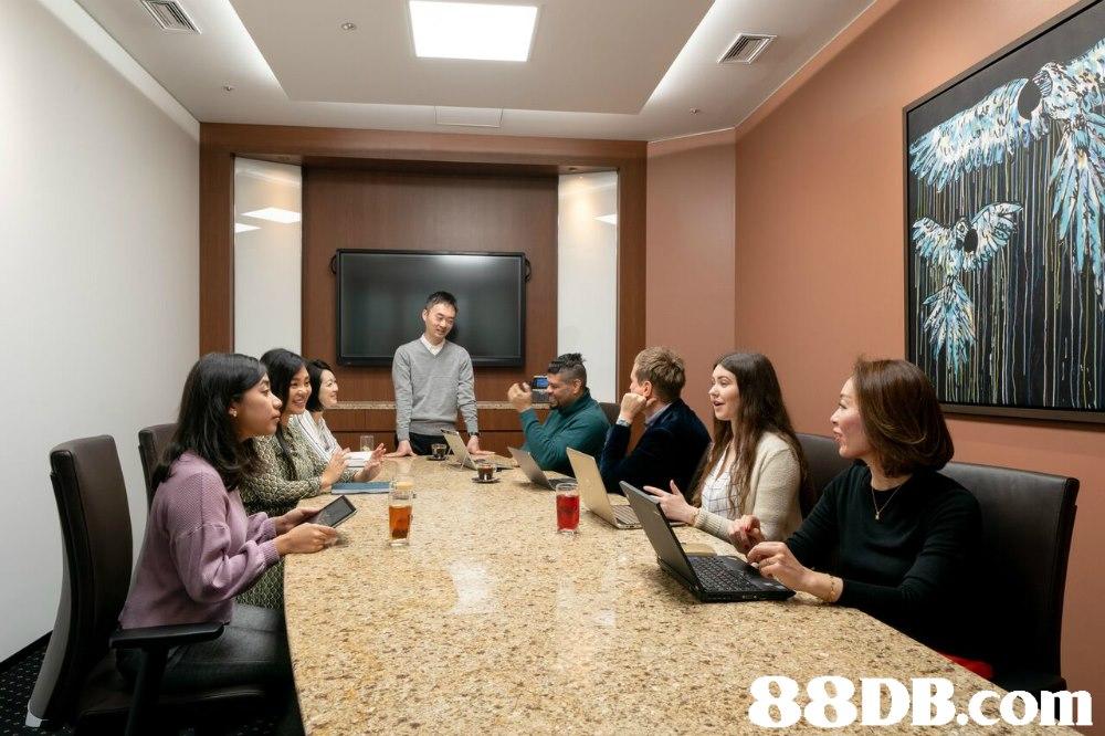 Room,Interior design,Event,Meeting,Conversation