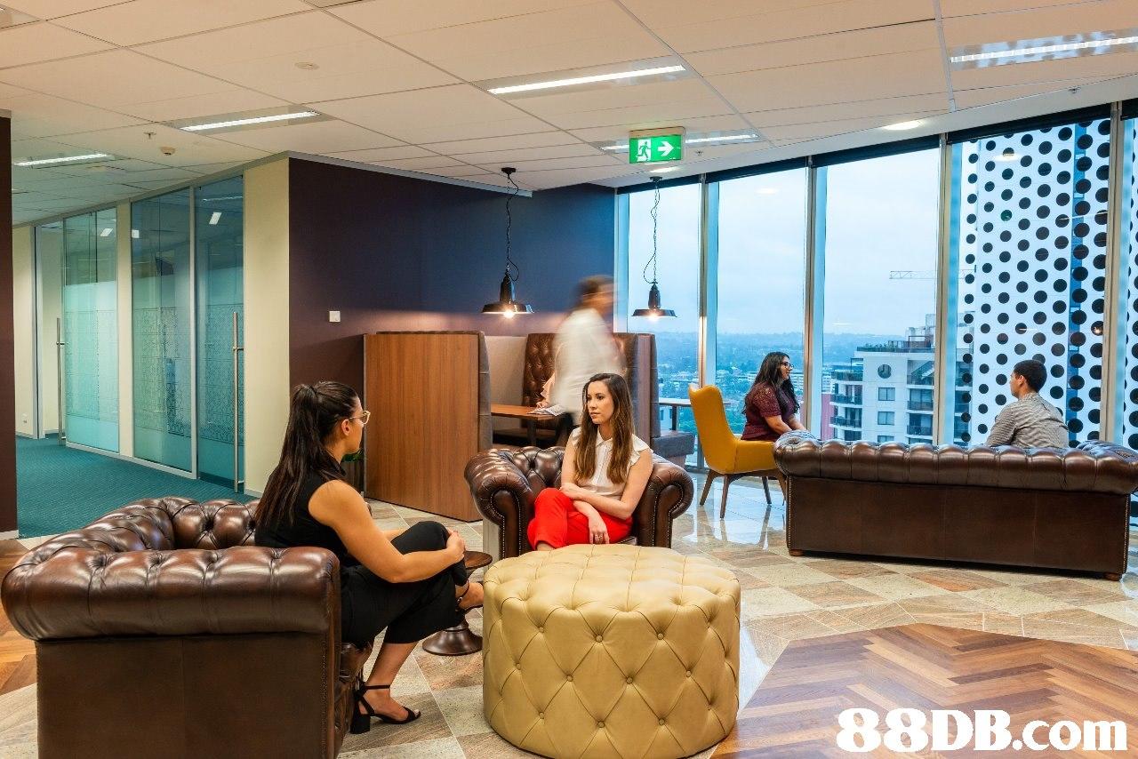 Lobby,Room,Interior design,Furniture,Leisure
