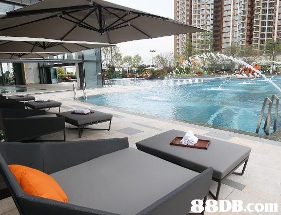 Property,Swimming pool,Building,Furniture,Interior design