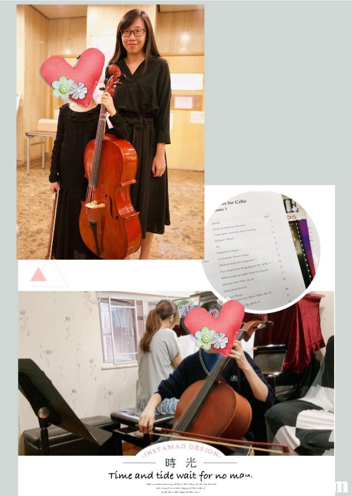 es for Cello TAMAG DES 時光 Time and tide wait for no man  Photograph,String instrument,Bowed string instrument,Musical instrument,Violin family