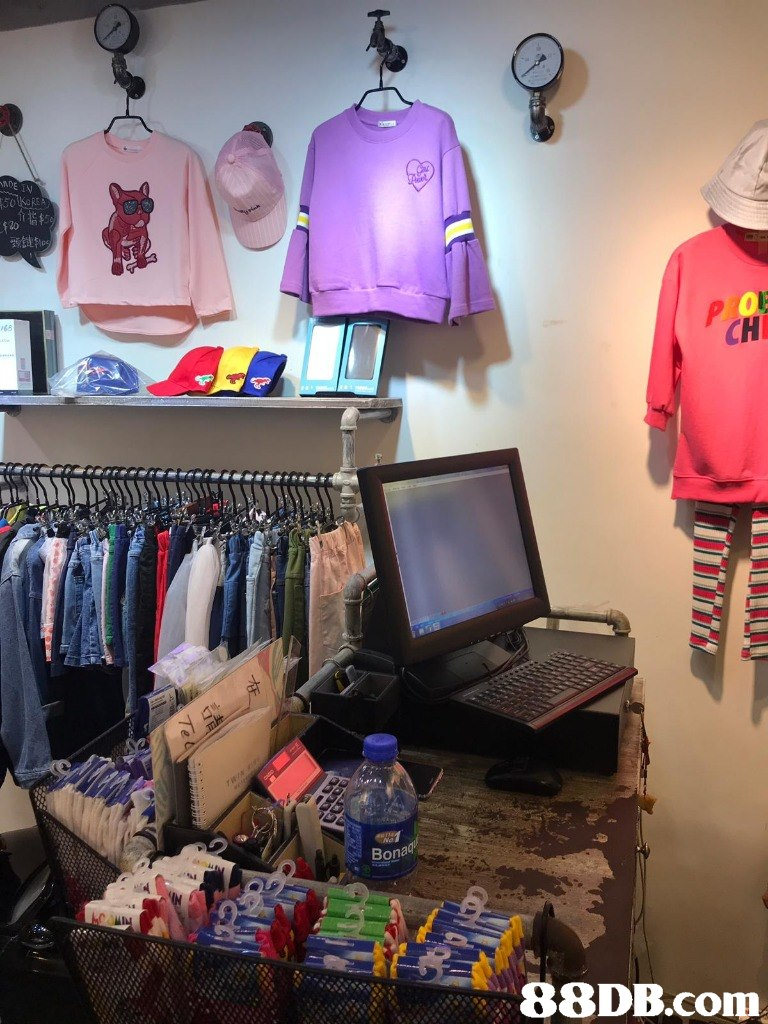 0 CHI /65 Bona   Boutique,Room,T-shirt,Footwear,Outlet store
