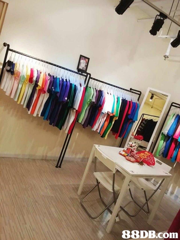 Room,Clothes hanger,Boutique,