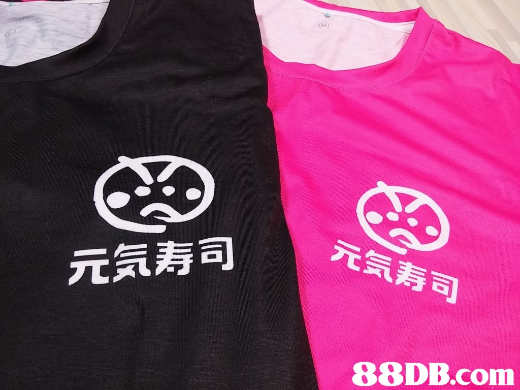 元気寿司   Clothing,Pink,Sportswear,Sleeveless shirt,T-shirt