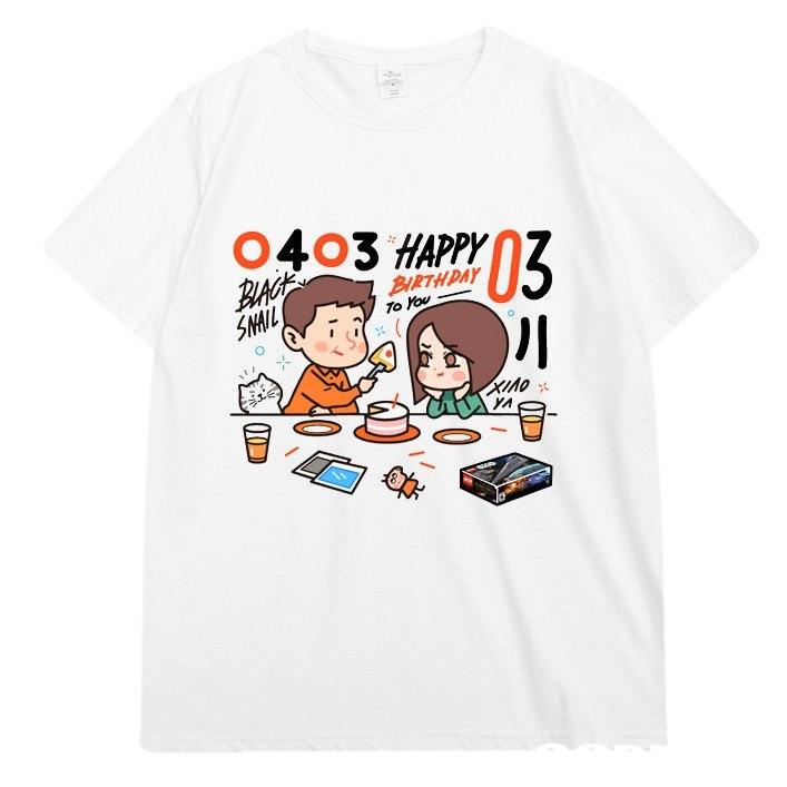 0403 HAPPY OZ SNAIL YA  T-shirt,Clothing,Product,Cartoon,Top