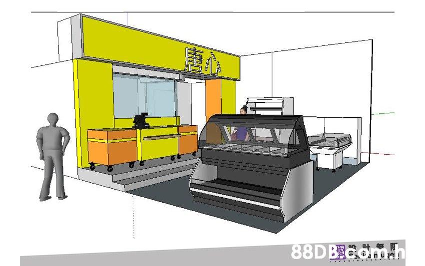 88D BEConorh  Architecture,Room,Machine,
