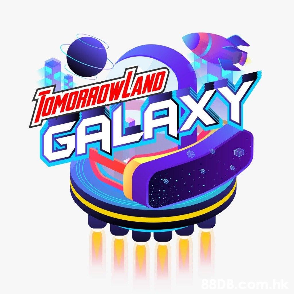 MOR GALAXY  Logo,