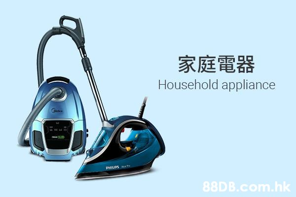 家庭電器 Household appliance PHILIPS  Product,Vacuum cleaner,Home appliance