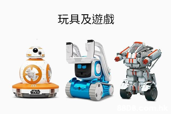 玩具及遊戲 STAR WARS  Robot,Product,Machine,Toy,Technology