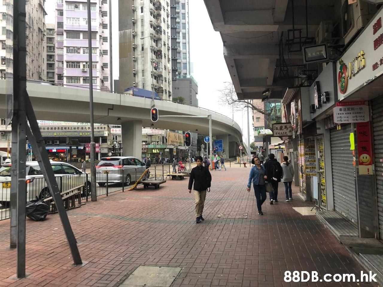 奉送配料一份 .hk  Pedestrian,Metropolitan area,Street,Urban area,Town