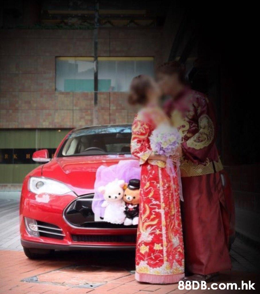 .hk  Vehicle,Car,Red,Automotive design,Pink