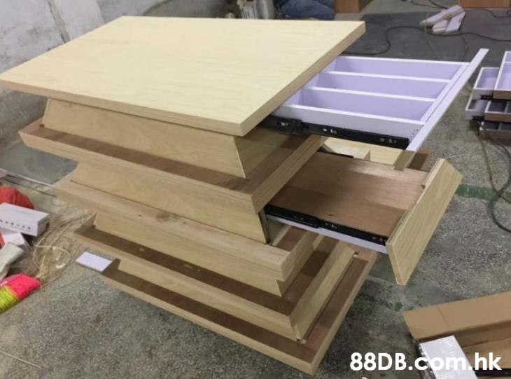 88DB. hk  Table,Furniture,Wood,Hardwood,Desk