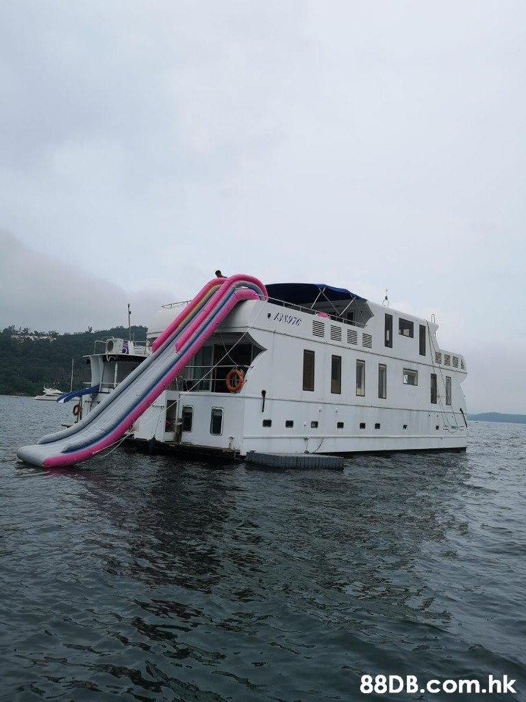 -1 .hk  Vehicle,Water transportation,Boat,Yacht,Luxury yacht