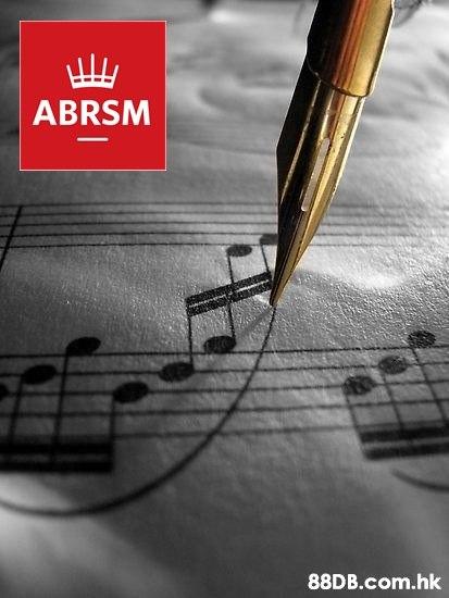 ABRSM .hk  Font,Design,