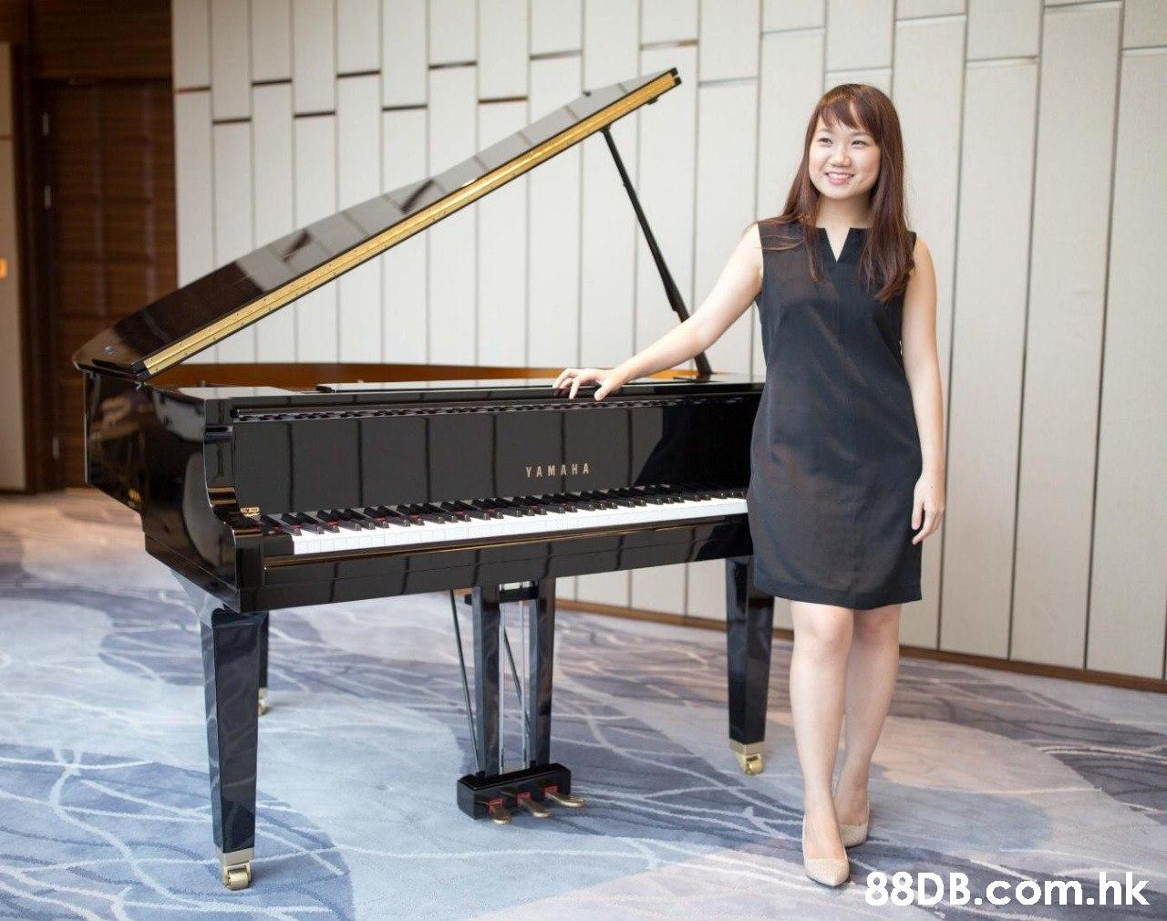 YA MAHA 8DB.com.hk  Fortepiano,Recital,Musical instrument,Piano,Pianist