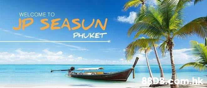 SEASUN PHUKET  Water transportation,Caribbean,Vacation,Tropics,Tourism