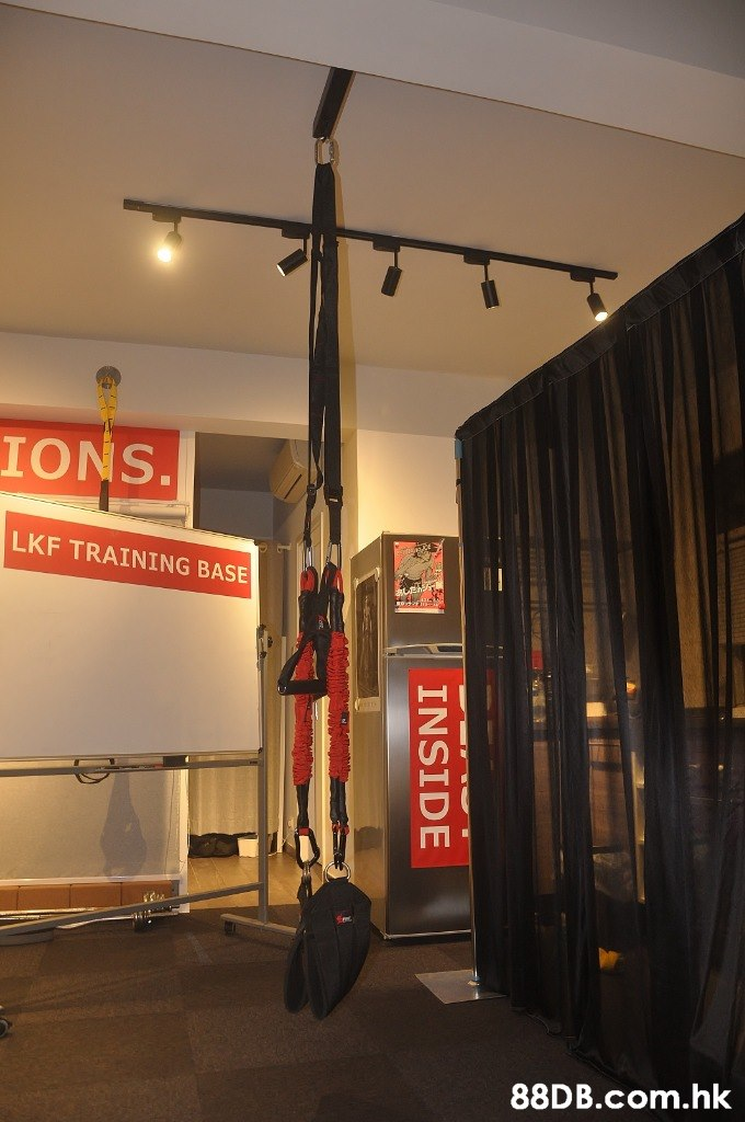 IONS. LKF TRAINING BASE .hk  Physical fitness,Room,Crossfit,Ceiling