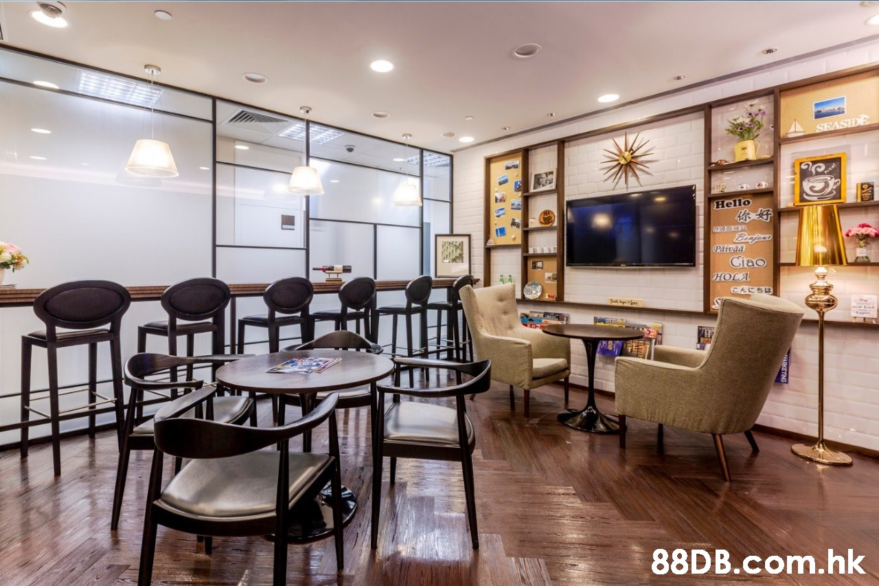 Hello Giao んにちは .hk  Room,Interior design,Building,Property,Restaurant