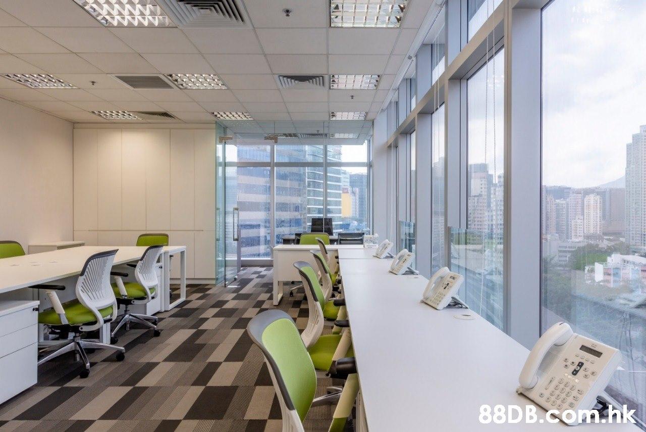 88DB.Comhk  Interior design,Building,Property,Office,Room