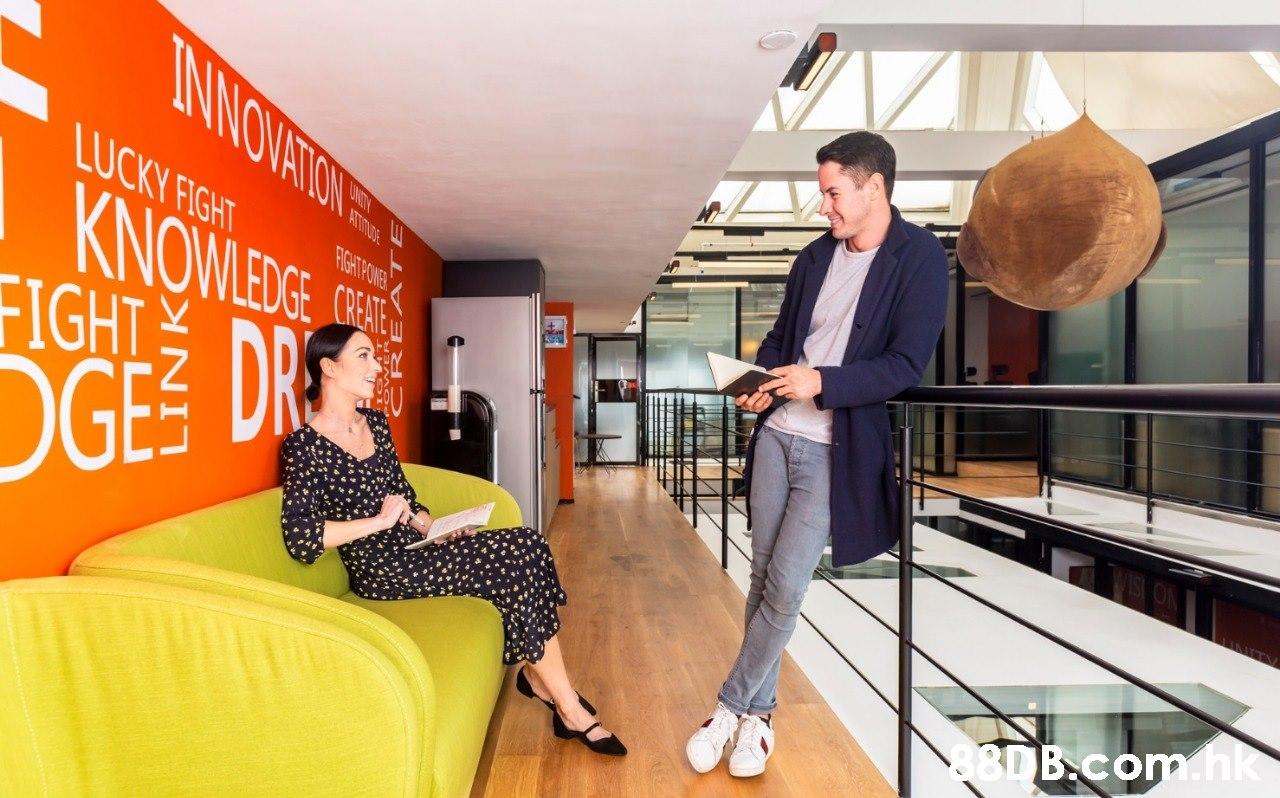 UCKY FIGH co  Yellow,Design,Room,Interior design,Furniture