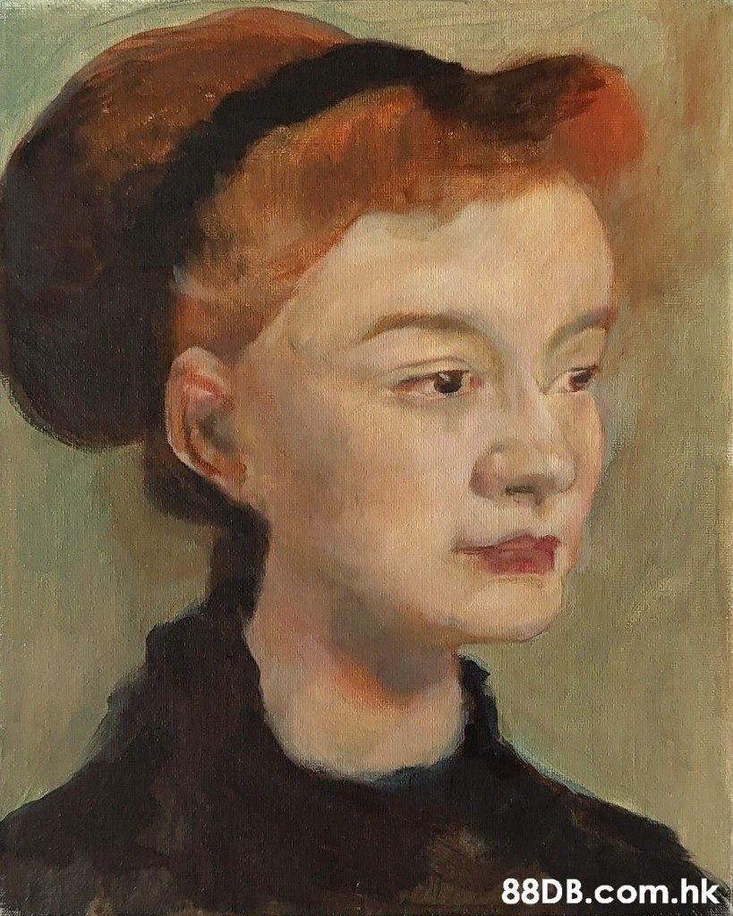 .hk  Face,Portrait,Painting,Cheek,Self-portrait