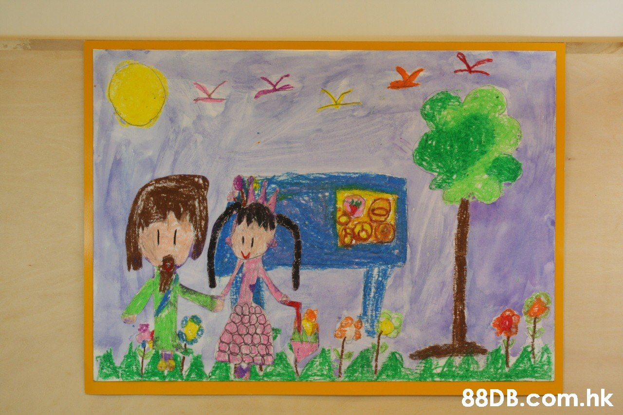 .hk  Child art,Art,Painting,Room,Visual arts