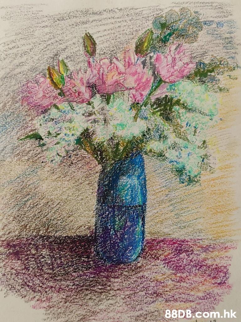 .hk  Flower,Painting,Flowerpot,Bouquet,Still life