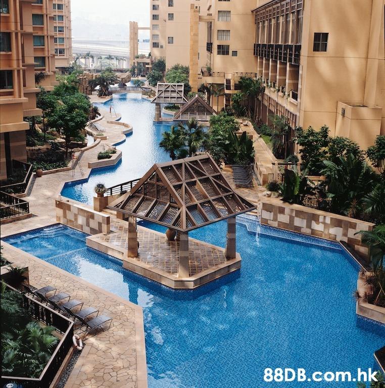 n2 .hk  Swimming pool,Property,Condominium,Building,Town