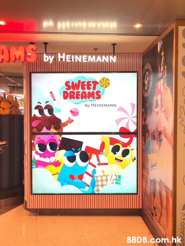 by HEINEMANN yJ SWEET DREAM by HEINEMANN .hk