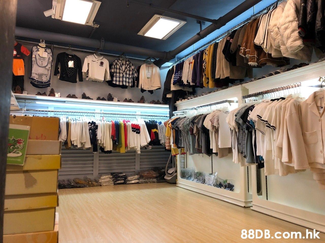 .hk  Boutique,Room,Closet,Outlet store,Fashion