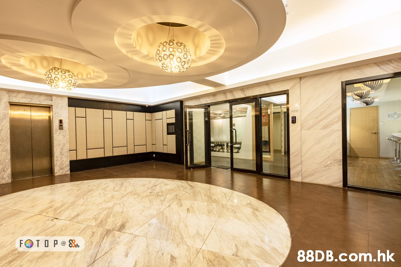 08 .hk  Property,Lobby,Ceiling,Building,Interior design