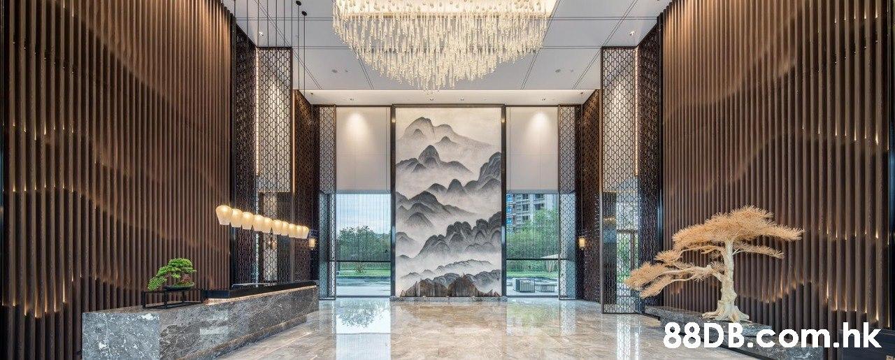 .hk  Property,Interior design,Ceiling,Lobby,Building