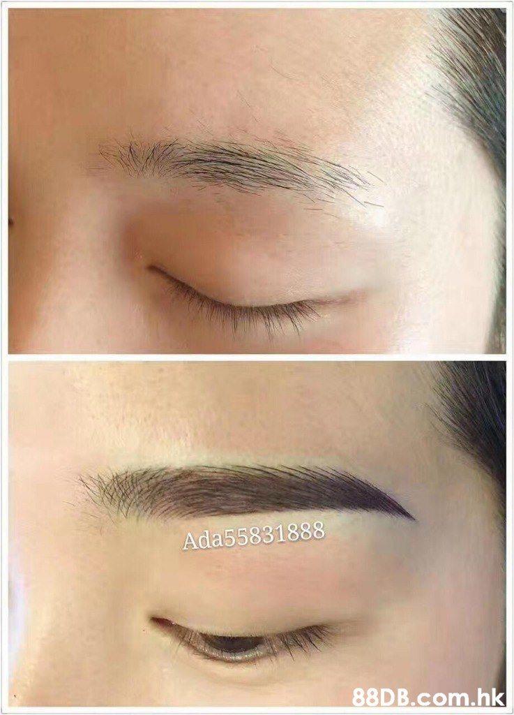 Ada55831888 .hk  Eyebrow,Face,Eyelash,Eye,Skin