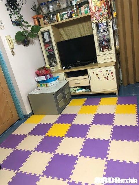 Floor,Tile,Flooring,Room,Purple