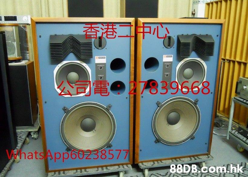 AXP 香港口中心 7839668 hatsAppo0238577 .hk  Loudspeaker,Sound box,Audio equipment,Electronics,Subwoofer