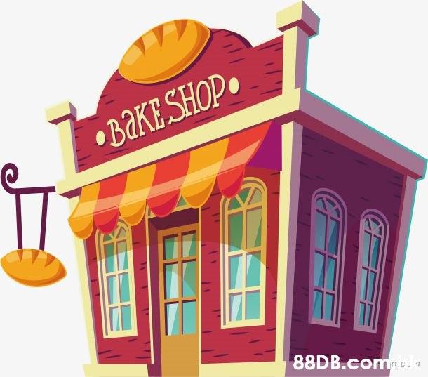 BAKESHOP .ac:  Building,Facade,