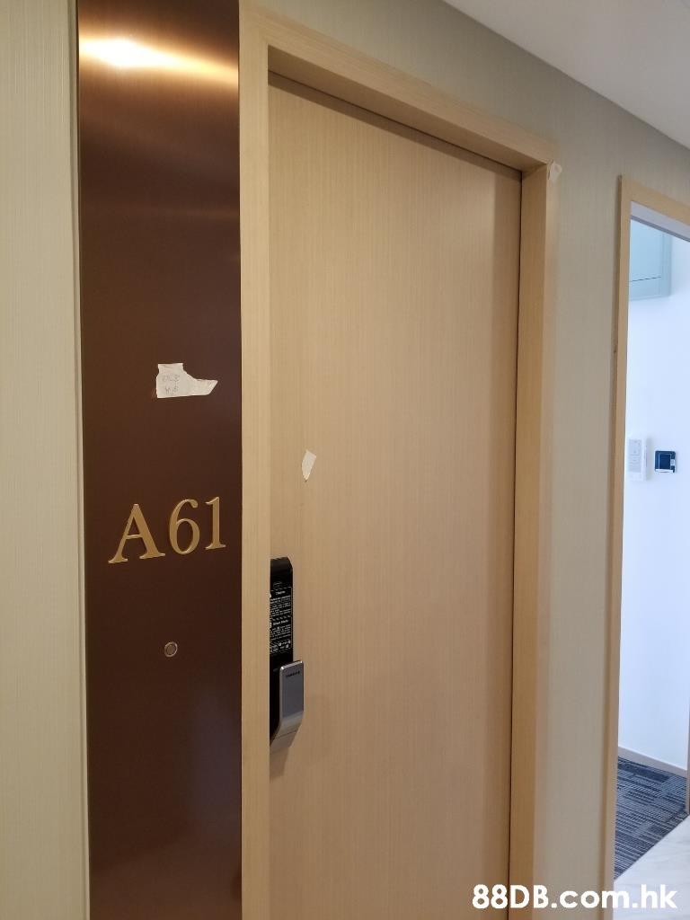 A61 .hk  Room,Door,Automotive exterior,
